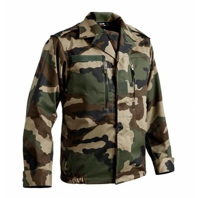 Veste treillis militaire F2 camouflage ce