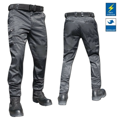 Pantalon intervention Performance Spandex noir