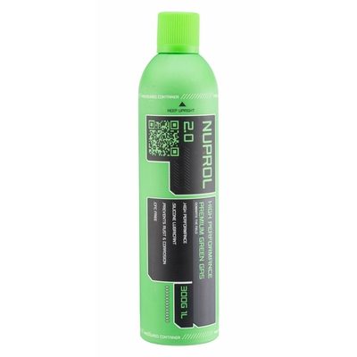 Bouteille de gaz Premium 2.0 green gaz