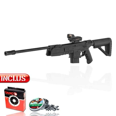 Pack carabine G-FORCE 15 avec point rouge