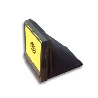 Cible portable avec filet