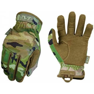 Gants Mechanix Fastfit camouflage