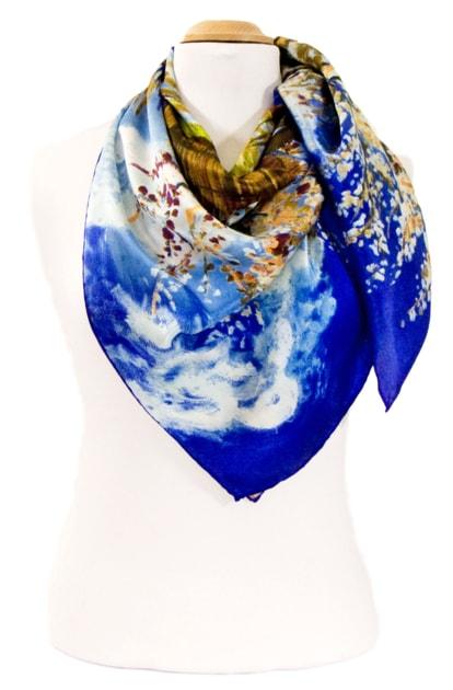 foulard-en-soie-carre-de-soie-arbre-claude-monet-3-min