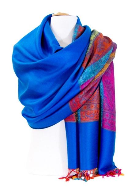 etole-en-pashmina-tissage-multocolore-bleu-vif-etf1-fan-08-4 copie-min