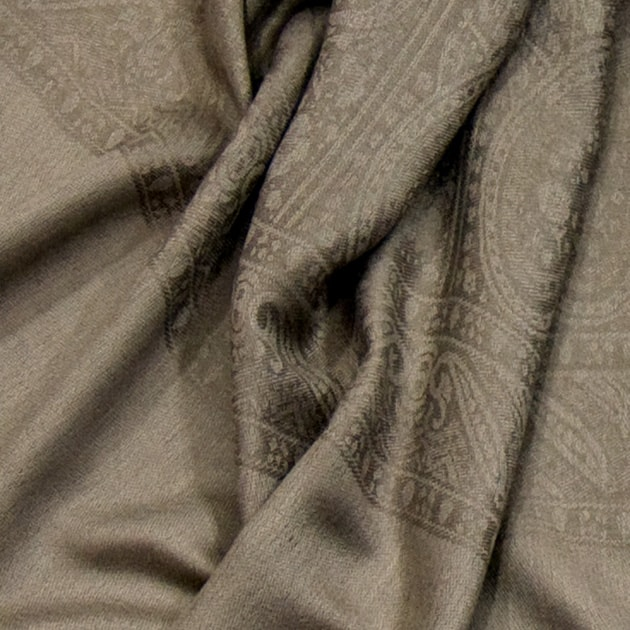 etole-pashmina-damasse-olive-grise-etf-fan-26-2 copie-min