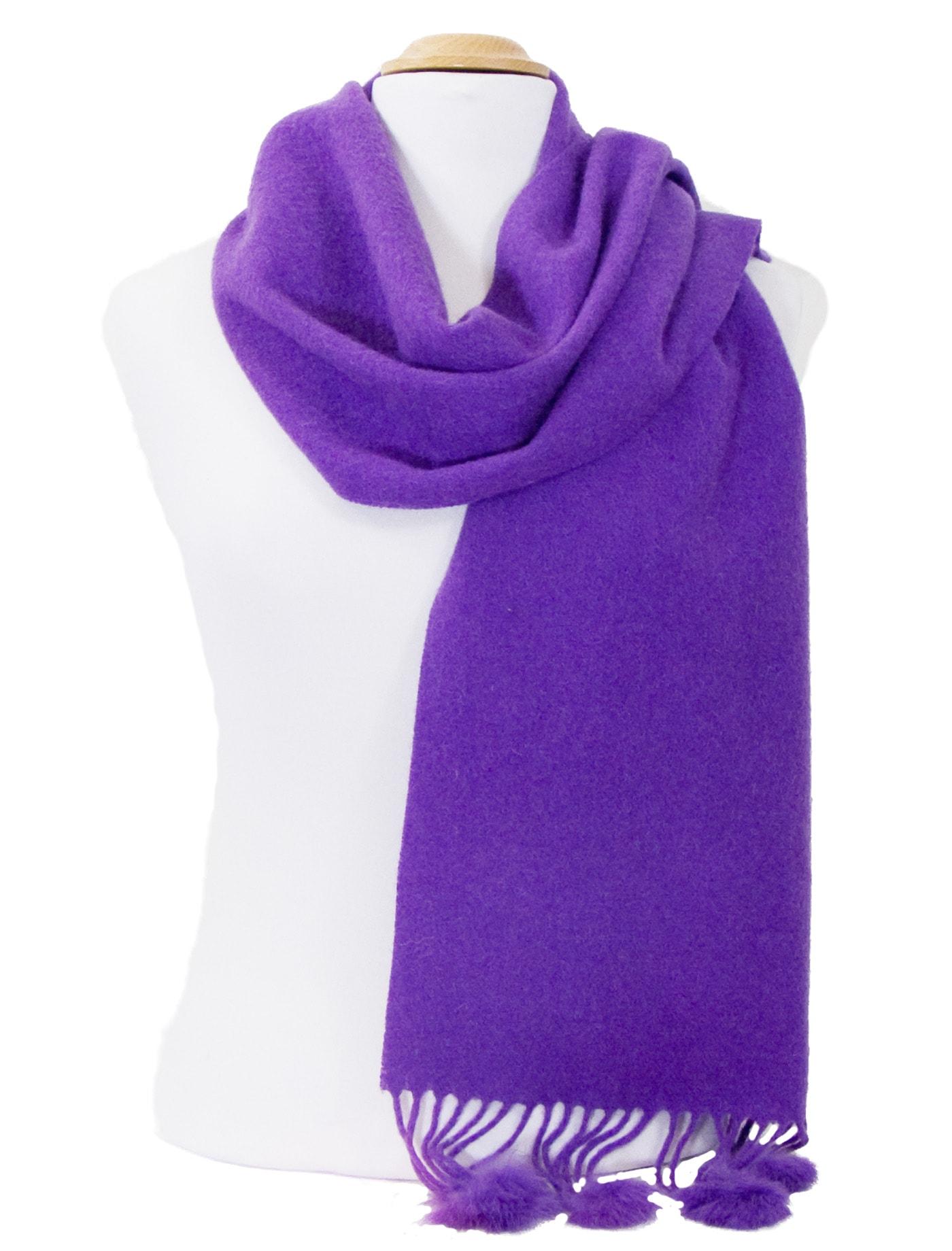 08881795e005 Couleur - Echarpe violette - Mes Echarpes