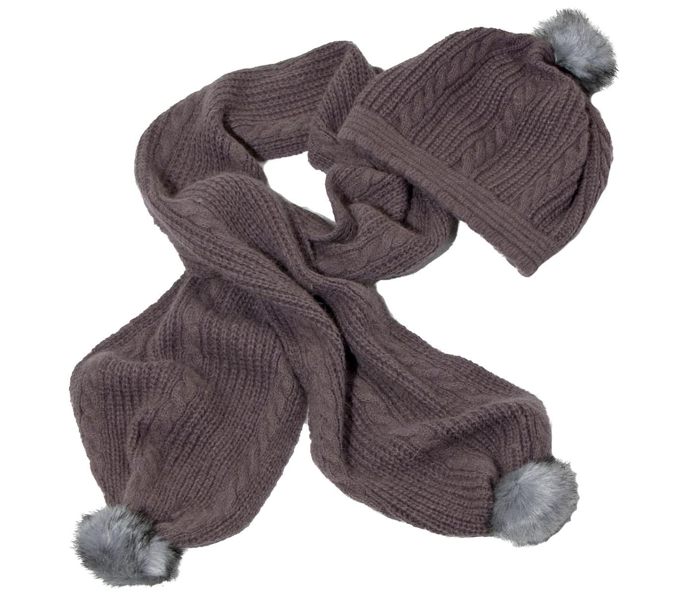 Echarpe et bonnet laine pour écharpe à volants   Congres aecg 0bb36abfee7