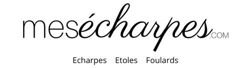 écharpes - étoles - foulards et carrés de soie sur mesecharpes.com