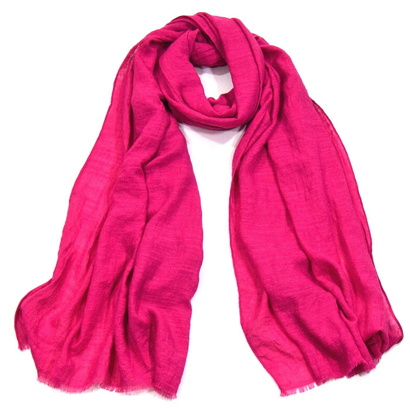 300a2215c14c3 Foulard rose echarpe femme tendance   Distrivet