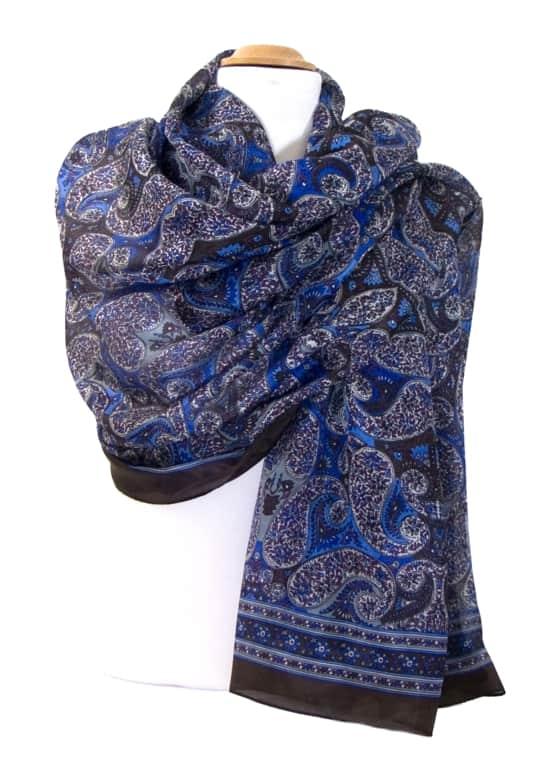 etole-en-soie-bleu-vif-cachemire-paisley-2-min