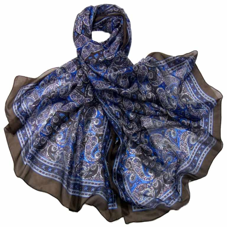 etole-en-soie-bleu-vif-cachemire-paisley-min