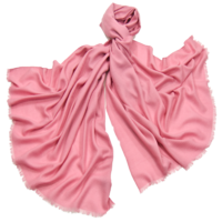 Etole laine rose fine et douce premium