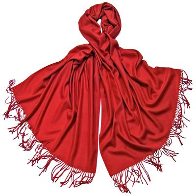 Etole rouge cachemire et laine Edition limitée