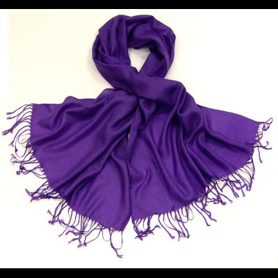 Etole pashmina violet