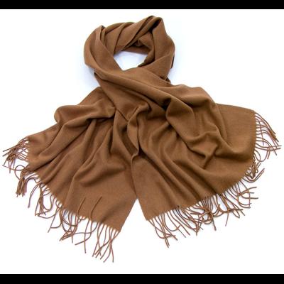 Etole camel en laine