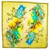 foulard-carre-de-soie-vert-plumes-105-x-105-cm-min