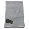 écharpe en cachemire gris clair 2-min