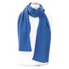 écharpe en cachemire bleu vif 3-min