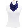 petit carré en soie violet 1