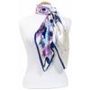 carré en soie mauve violeta 3