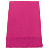 étole rose fushia cachemire laine charlie 1