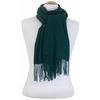 étole vert cachemire laine charlie 3