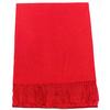 étole rouge cachemire laine charlie 1