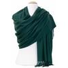 étole vert cachemire laine charlie 5