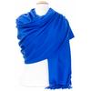 étole bleu roi cachemire laine charlie 5