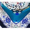 carré de soie bleu louise 3