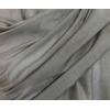 étole foulard taupe soie fine Alex 2