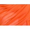 étole foulard orange soie fine Alex 3