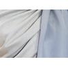 Etole gris grège pashmina réversible 2
