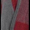chale poncho carreaux bordeaux gris CHA-FAN-01 3
