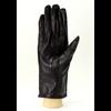 gants femme cuir café petit noeud HA 10 2