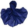 etole en soie bleu marine  ETSU-FAN 13 1