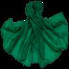 etole en soie vert ETSU-FAN 06 1