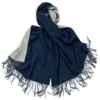 Etol en laine réversible bleu marine gris ETLDF-FAN  15 1