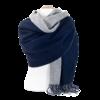 Etol en laine réversible bleu marine gris ETLDF-FAN  15 2