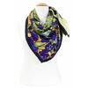 foulard en soie carre de soie les iris van gogh 3