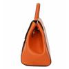 sac a main femme  orange rabat 3