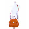 sac a main femme  orange rabat 5