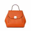 sac a main femme  orange rabat
