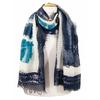 foulard cheche bleu graph 2
