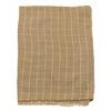 foulard cheche homme beige carreaux 3