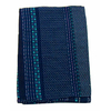 foulard cheche homme bleu marine multi frises 3