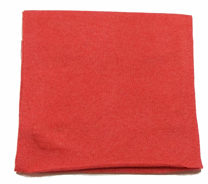 écharpe en cachemire orange 3