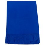 étole bleu roi cachemire laine charlie 1
