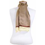 foulard soie homme écru lucas 3