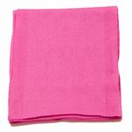 écharpe en cachemire rose blush 3